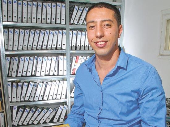 עבדאללה זועבי / צלם: חגי אהרון